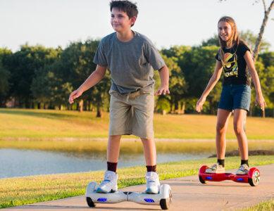 Сколько стоит гироскутер самый дешевый для детей 10 лет?