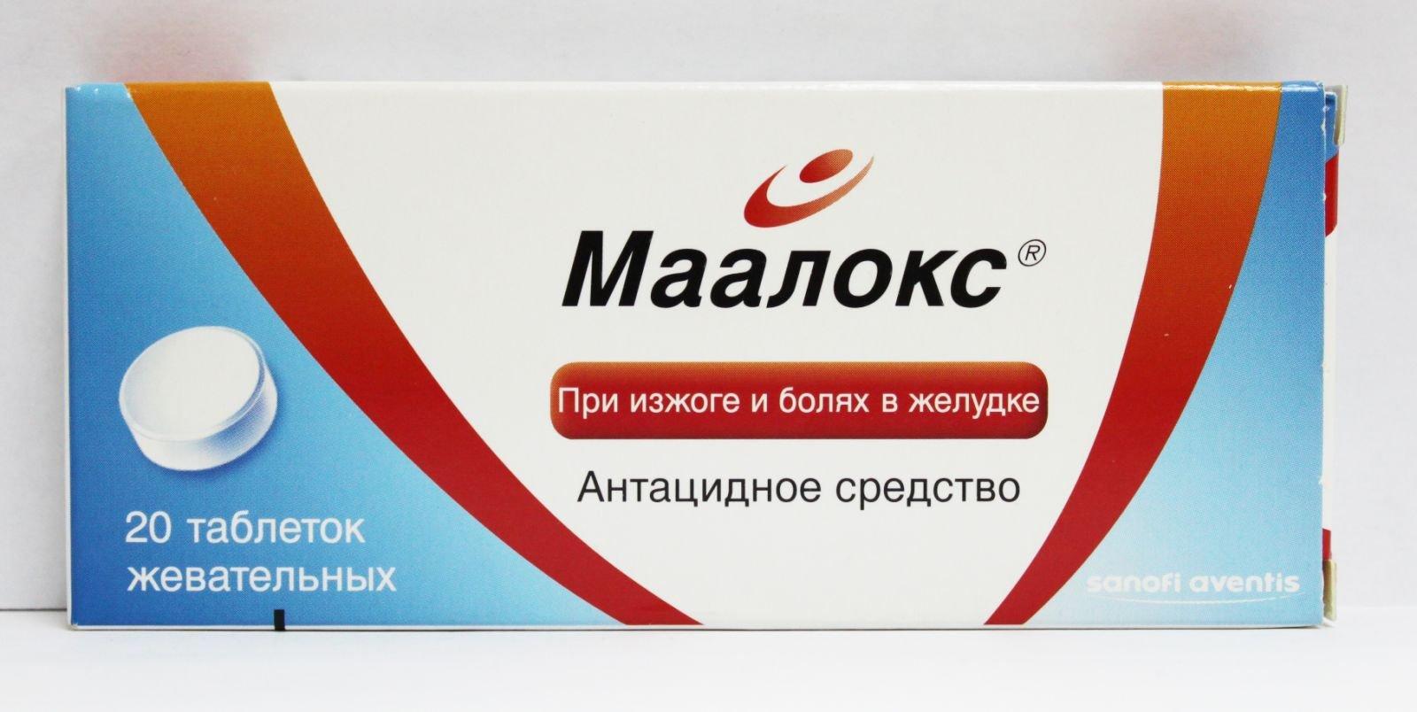 Таблетки от изжоги дешевые российские