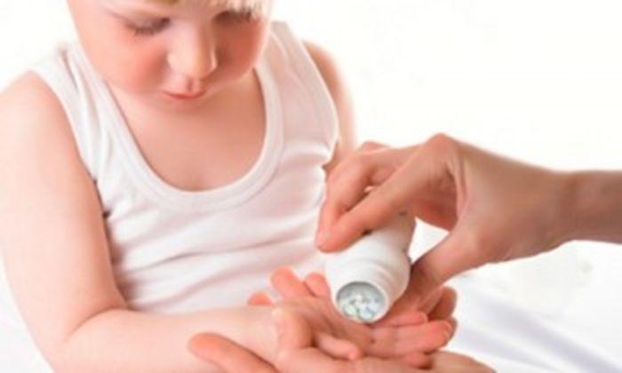 Препараты кальция для детей